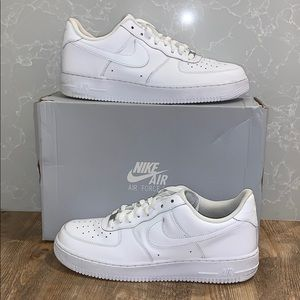 Size 12 Nike Air Force 1's